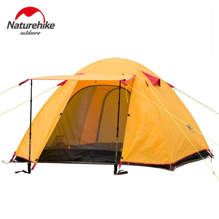 88.00$  Watch now - http://alisq7.shopchina.info/1/go.php?t=32716758427 - NatureHike Large Camping Tent  3 Person Ultralight Tents Outdoor Double-Layer Waterproof Windproof 3 Seasons Hiking 88.00$ #buychinaproducts