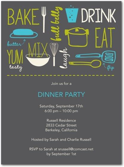 15 best Dinner party images on Pinterest Free printable, Dinner - free dinner invitations