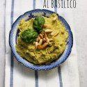#Vogliadi #ortointavola Hummus al basilico