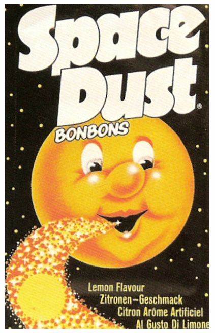 Space Dust - the prequel to Pop Rocks - early 70s