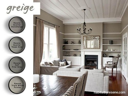 Choosing the right grey | Habitat by Resene | Choosing the right grey