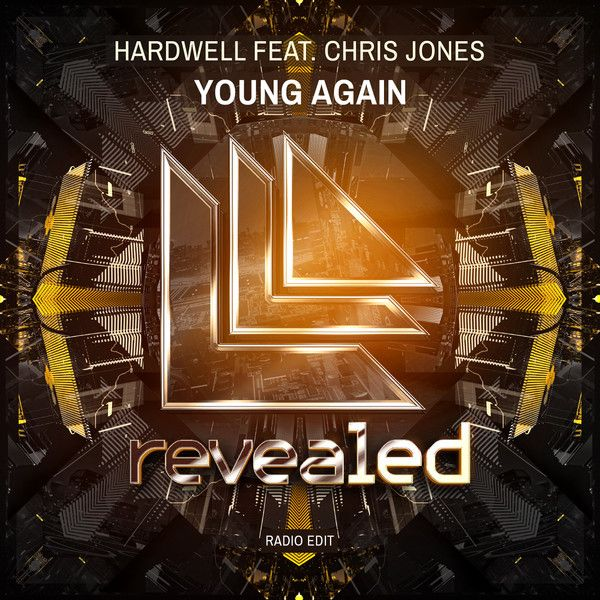 Hardwell - Young Again (feat. Chris Jones) - Single [iTunes Plus AAC M4A]