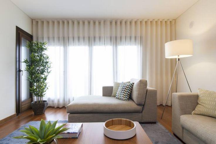 Sala Comum_Zona de Estar: Salas de estar Moderno por Traço Magenta - Design de Interiores