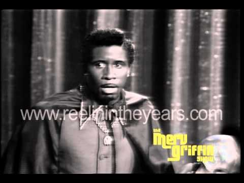 """▶ Screamin' Jay Hawkins- """"I Put a Spell On You"""" (Merv Griffin Show 1966) - YouTube"""