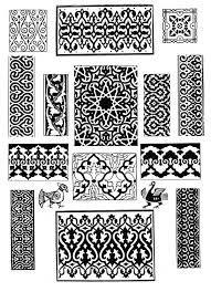 Картинки по запросу Роспись горшков в арабском стиле