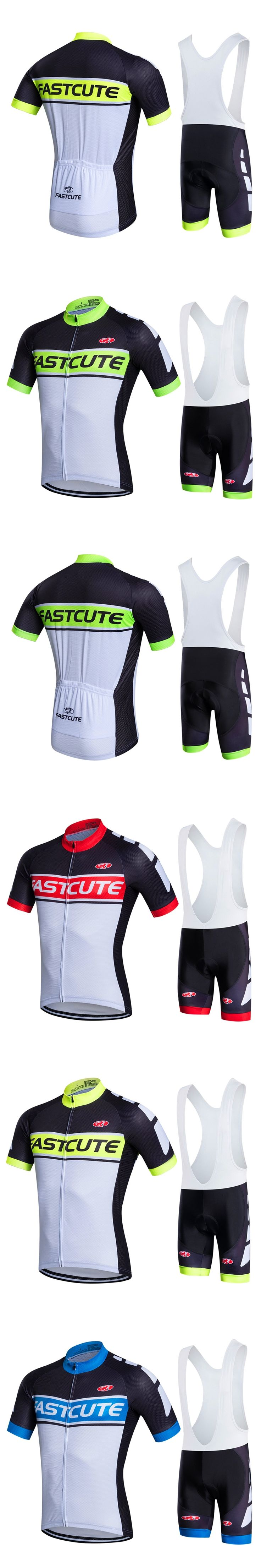 FASTCUTE Bicycle Cycling Jersey Clothing 2016 Bike Jerseys Abbigliamento Ciclismo Estivo Ropa Maillot Ciclismo Hombre Verano Mtb