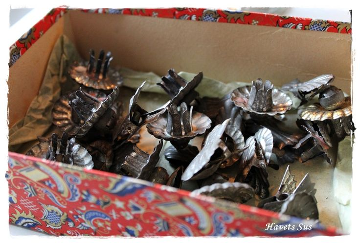 Havets Sus, Christmas, Old Christmas decorations, vintage, my home, Denmark