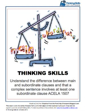 critical thinking in elementary school curriculum