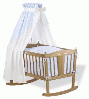 babywiege moritz babysachen pinterest. Black Bedroom Furniture Sets. Home Design Ideas