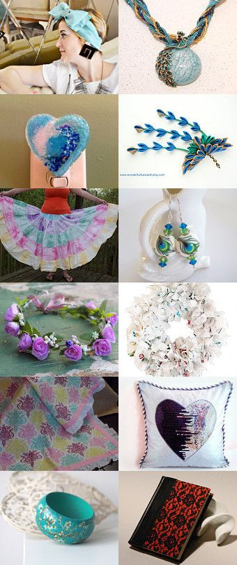 Sweet Spring! by Kong Li Ching on Etsy--Pinned with TreasuryPin.com