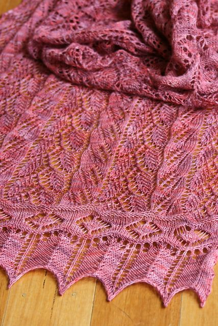Ravelry: Project Gallery for Ice Blossoms pattern by Rosemary (Romi) Hill