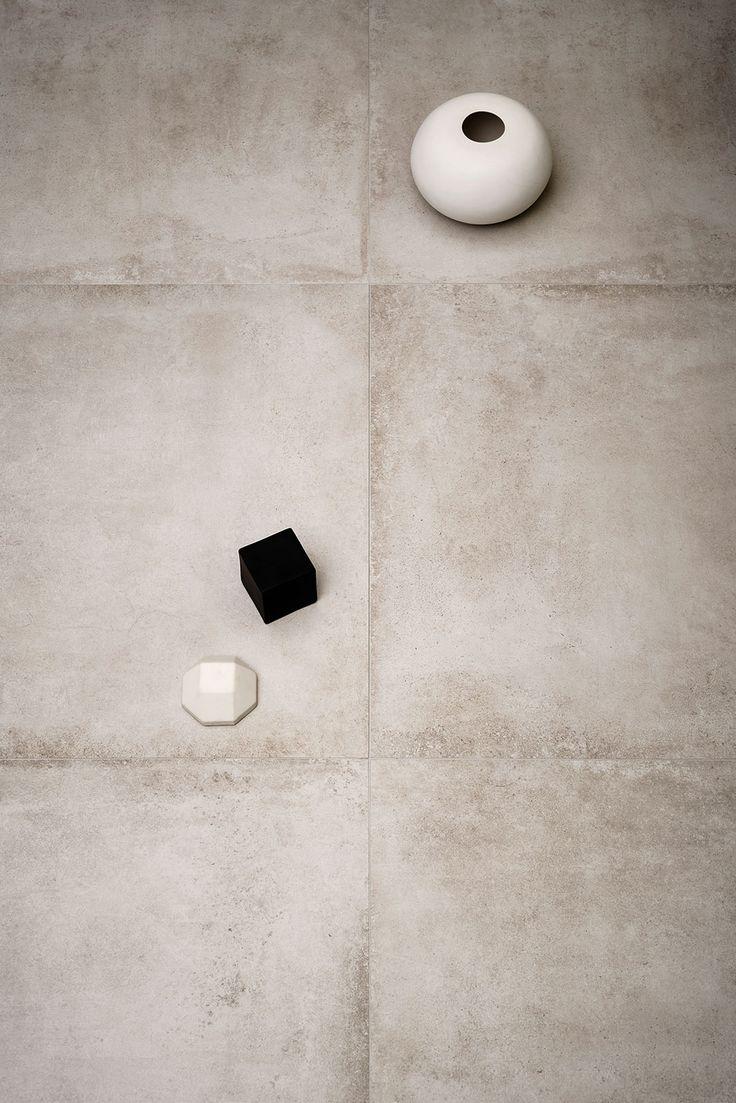 Gres Porcellanato Effetto Cotto e Cemento - Marazzi 6604