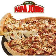 Extra 40% Off Large & XL Pizza  Papa John's