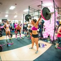 Liz's Barbells for Boobs Fundraising Page! - Elizabeth Krombel's fundraising page for Barbells for Boobs
