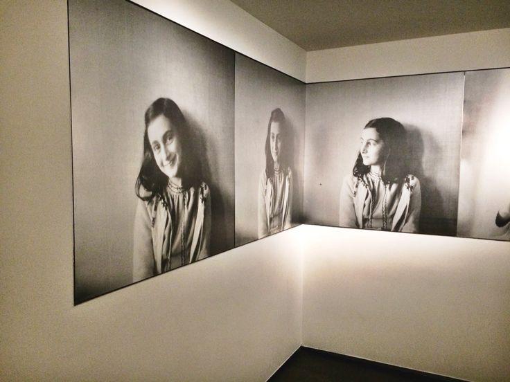 "Amsterdam ""Casa de Anna Frank"""