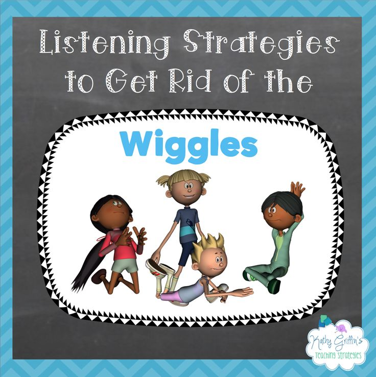 Free Mini-Video on YouTube to teach your students procedures for group time. Getting Rid of the Wiggles, a Book Study, and a FREEBIE