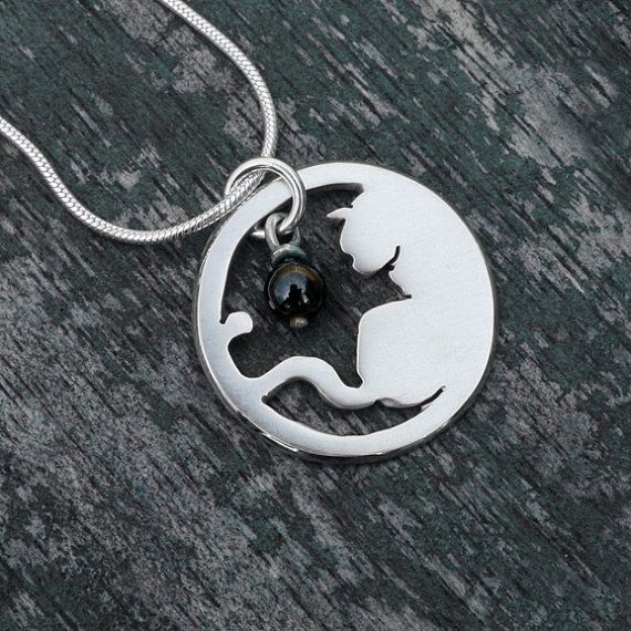 Silver Jewelry Silver Pendant Silver by AngelaWrightDesigns, £130.00