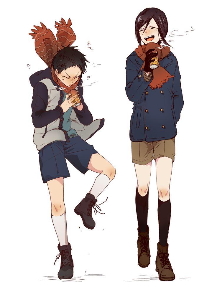 Yagen and Atsushi - Toushirou brothers とうらぶログ [29]