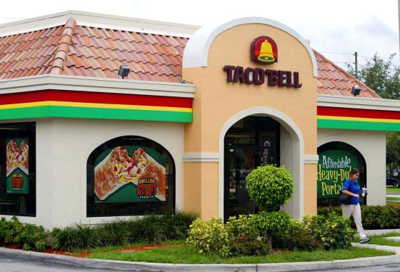 Taco Bell is named for its founder, Glen Bell