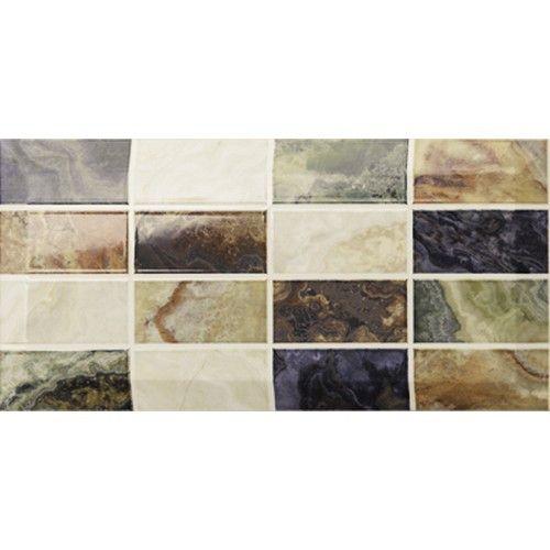 #Mainzu #Agatha #Mosaico Agatha 15x30 cm | #Gres | su #casaebagno.it a 25 Euro/mq | #mosaico #bagno #cucina