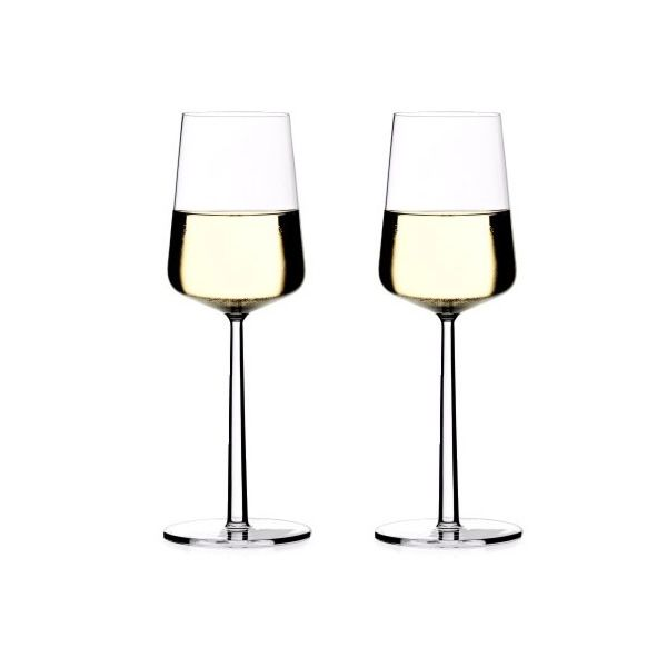 Essence Vitvinsglas 33 cl, 2-Pack, Iittala