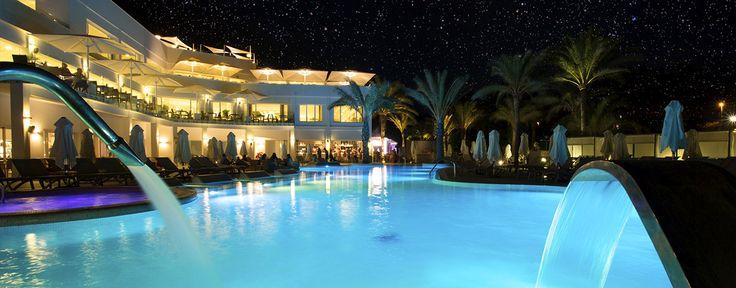 Piscinas Insotel Tarida Beach Sensatori Resort - Hidroingenia
