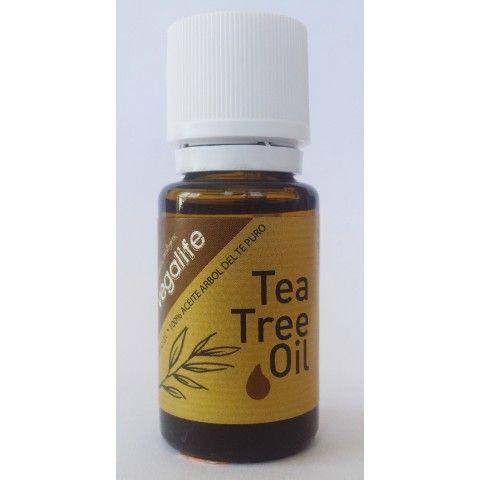El aceite de árbol de té es uno de los aceites esenciales más activos y utilizados,conocido por ser un poderoso agente antiséptico,antiviral y fungicida natural