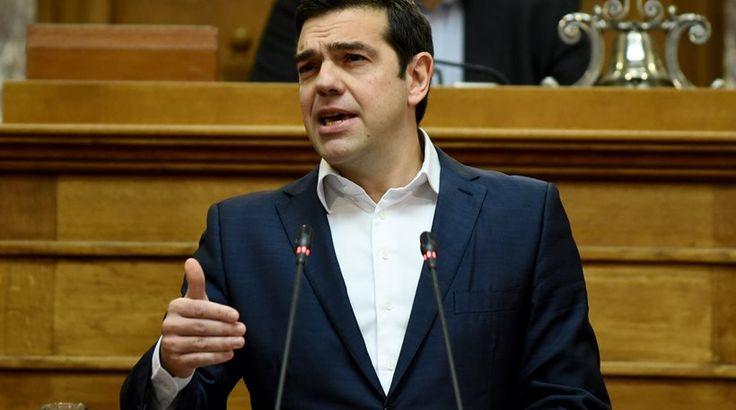 Τσίπρας για Σκοπιανό: Εκτός πραγματικότητας να μη δώσουμε το όνομα Μακεδονία