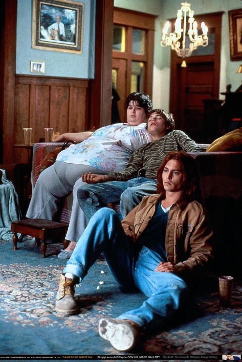 What's Eating Gilbert Grape? Leo was so good as the mentally challenged younger brother to Johnny Depp's character.