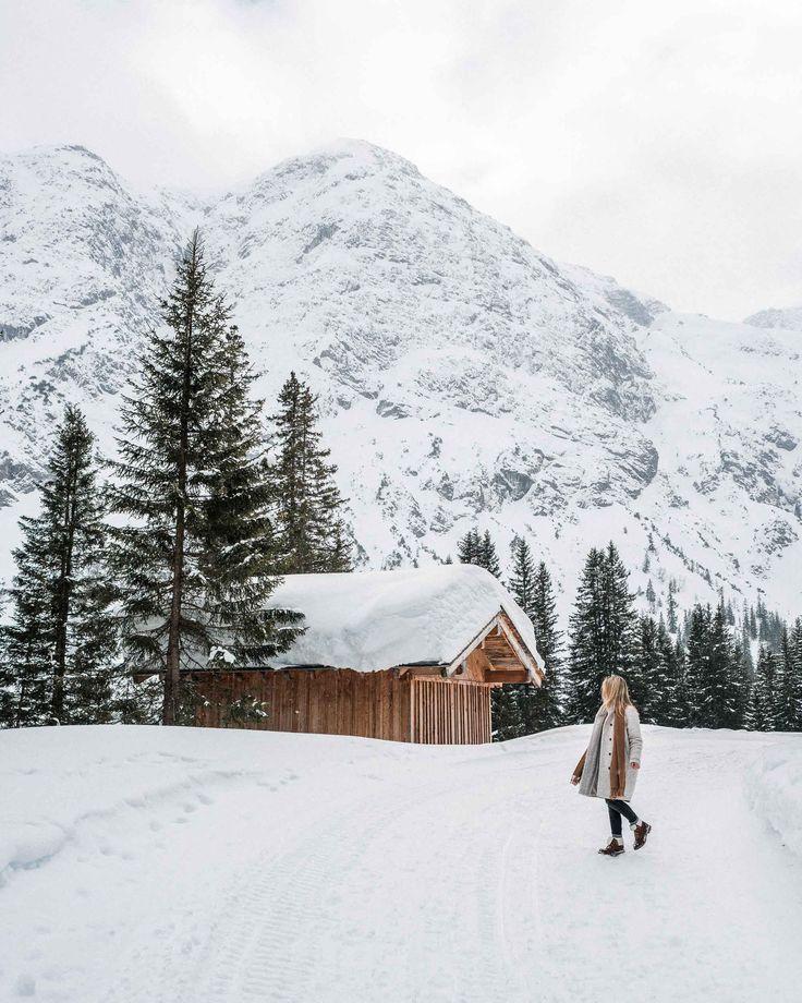Friends Ski Trip In Lech Austria Winter Getaways Winter