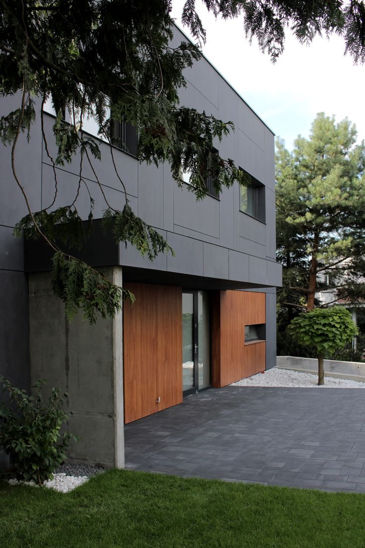 Easst.com / Two families house / Gdynia, Poland / view 03