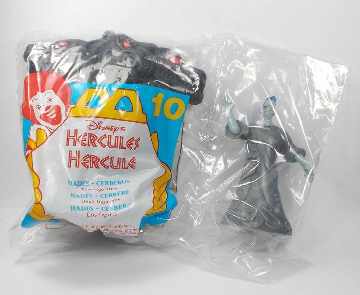 Hercules - Hades & Cerberus - Action Toy Figure - Cake Topper - Disney