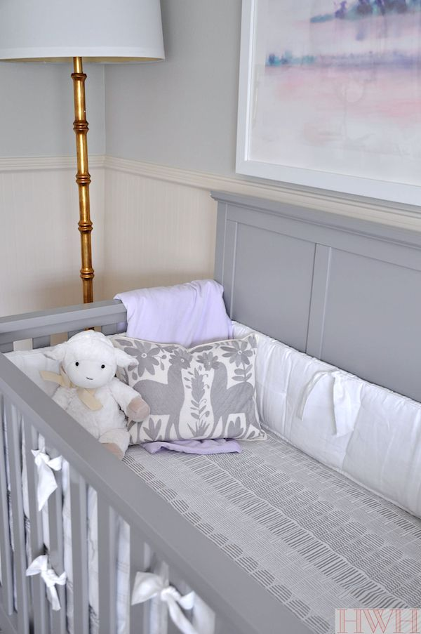 Our Lavender Girl's Nursery - Sources