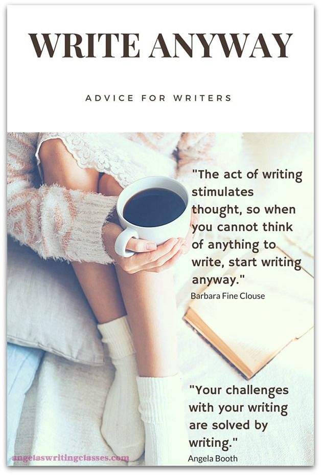 Stuck with your writing? Not writing much? These five writing tips will help you to write, whether you're a new writer, or are a pro. Try them.