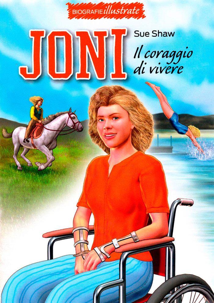 Joni era una ragazza piena di vita. Giocava a tennis, nuotava e andava a cavallo. Un giorno, tuffandosi in mare, batté la testa e rimase paralizzata. Quando le dissero che non avrebbe più potuto...