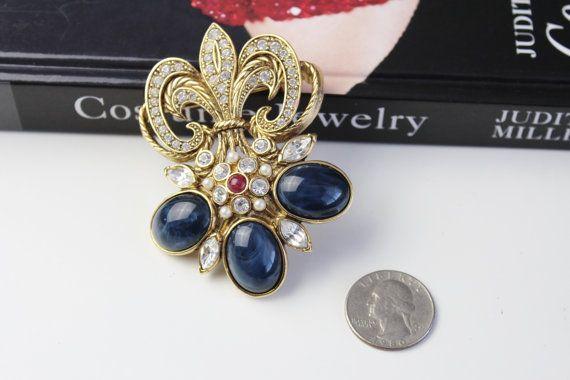 Jose Maria Barrera for Avon's Vintage  Florentine by Jewelrin