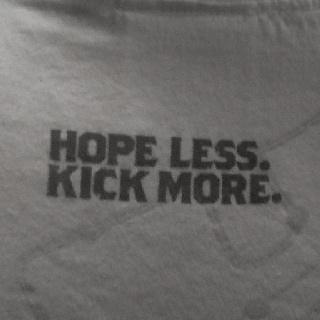 """""""Hope less, kick more"""" Nike Cross Heartland 2011 Championships"""