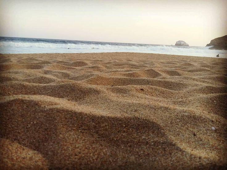 #Playa #Zipolite #Oaxaca #Primavera #Vacaciones by gitengope