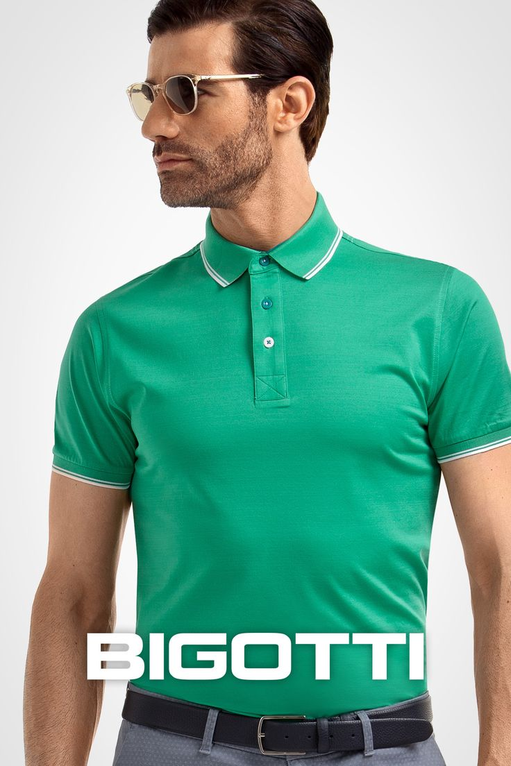 #FilodiScozia #polo #shirt – a #smart #choice for #summer #days www.bigotti.ro