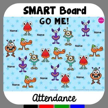 SMART Board Attendance: GoNoodle