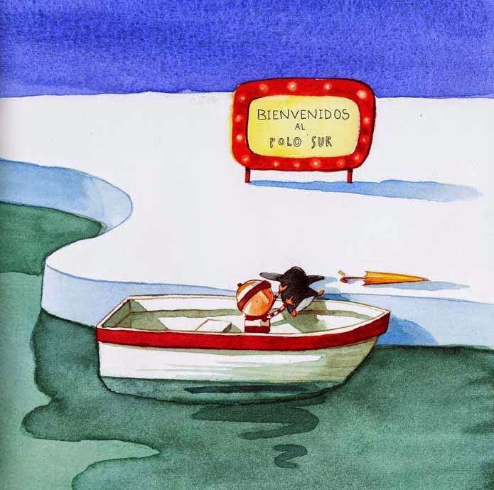 Perdido y encontrado, de Oliver Jeffers | RZ100 Cuentos de boca