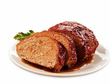 My Slimming World Meatloaf