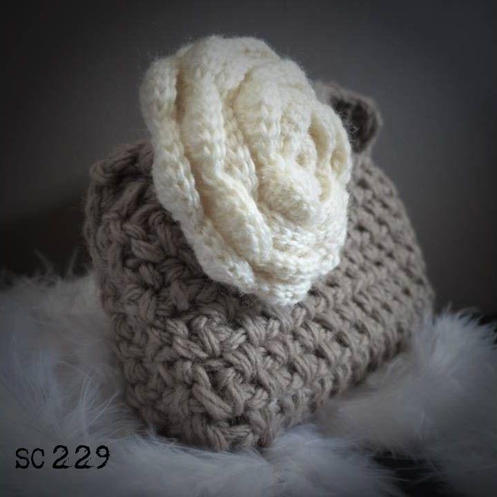 crochet, flower