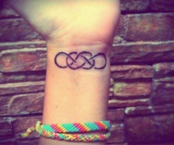 Infinity Times Infinity Infinity times infinity tattoo
