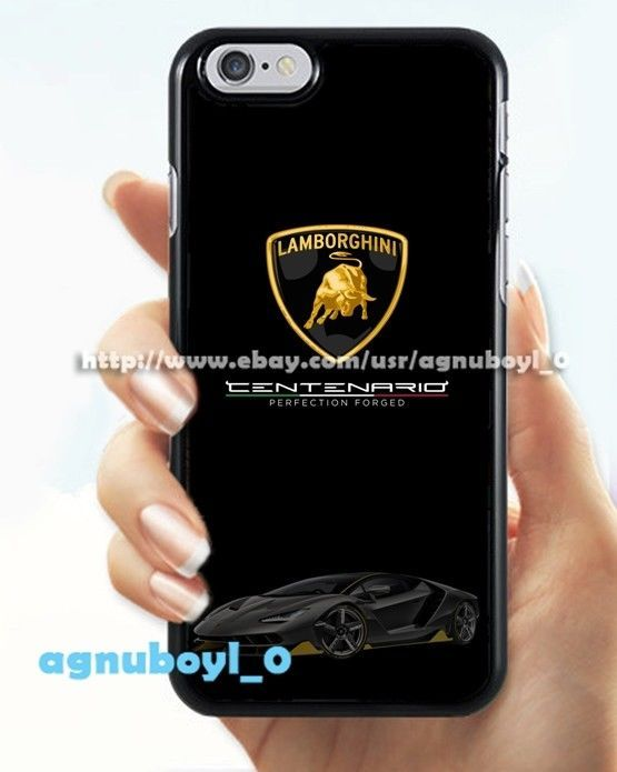 Lamborghini Centenario Logo Design For iPhone 6 6s 7 7+ Print On Hard Plastic #UnbrandedGeneric #Top #Trend #Limited #Edition #Famous #Cheap #New #Best #Seller #Design #Custom #Gift #Birthday #Anniversary #Friend #Graduation #Family #Hot #Limited #Elegant #Luxury #Sport #Special #Hot #Rare #Cool #Cover #Print #On #Valentine #Surprise #iPhone #Case #Cover #Skin #Fashion #Update #iphone8 #iphone8plus #iphoneX