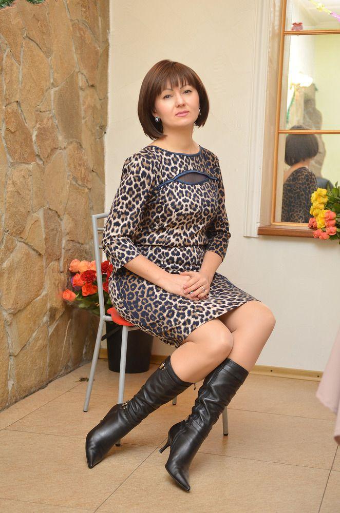 熟女ブーツ画像 обожаю юбки,платья, колготки, сапожки на девушках!!! Фанат ...