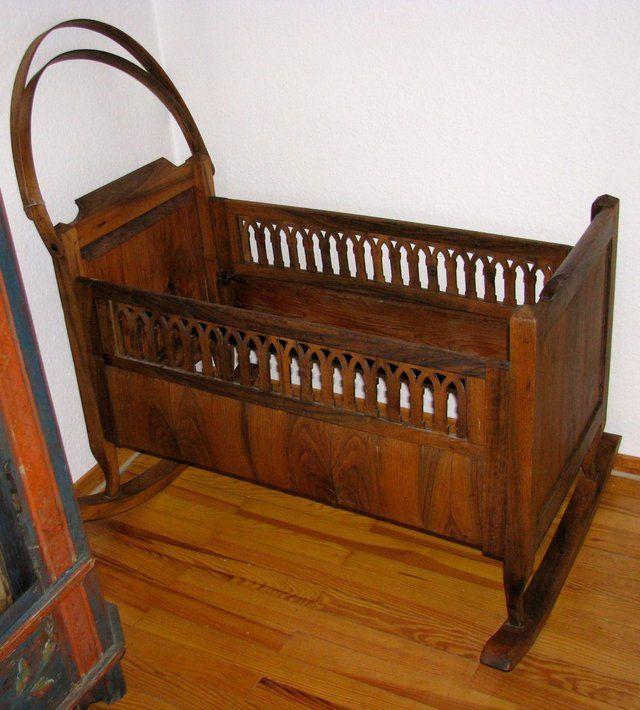 Biedermeier Antique Baby Cradle in Stuttgart - Best 25+ Antique Baby Nurseries Ideas On Pinterest Antique Baby