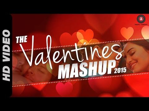 The Valentine's Mashup 2015 by DJ Notorious - YouTube