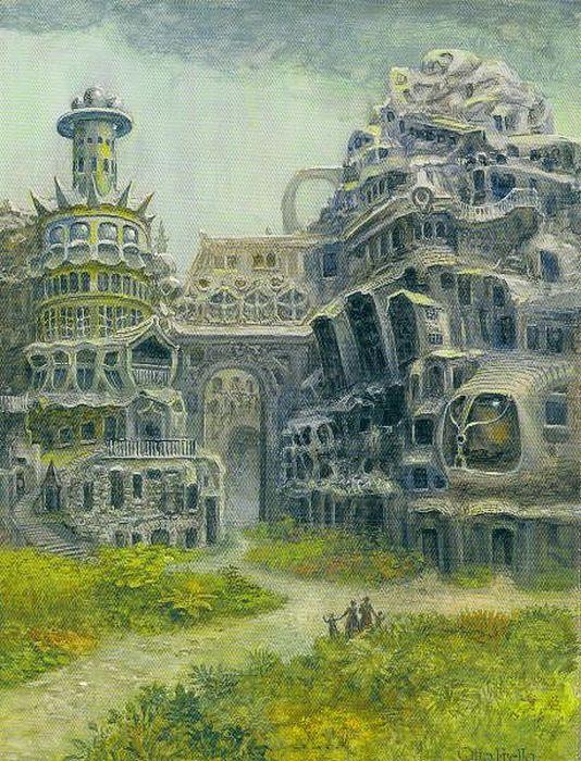 Ubyggelig bygning, 2004.
