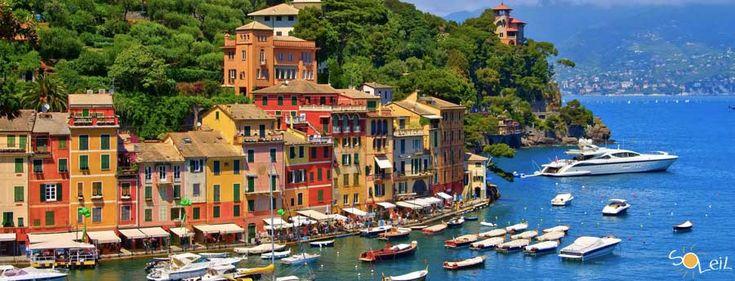 Scappa dalla città per una mini vacanza nel Levante Ligure per un weekend in barca a vela a Portofino. Scopri le offerte di Soleil Vacanze!